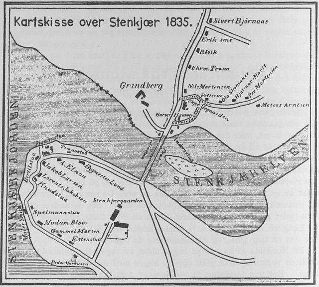 Steinkjer Som Ladested Interkommunalt Arkiv Trondelag Iks